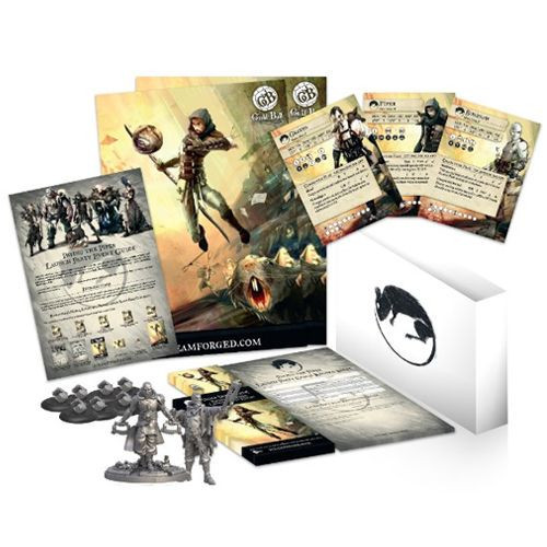 Guild Ball Launch Pack The Ratcatchers Guild