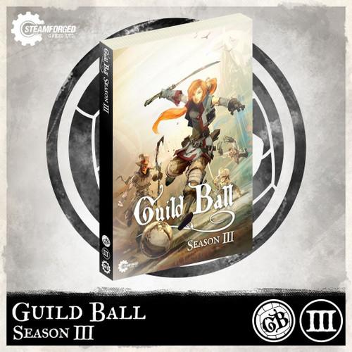 Guild Ball Guild Ball Season 3