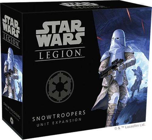 Star Wars Legion Snowtroopers