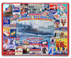 """PEARL  HARBOR"" Tribute  Metal  Sign"
