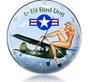 """ L-19  BIRD  DOG ""  CLOCK"