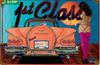 """1st CLASS"" METAL SIGN"