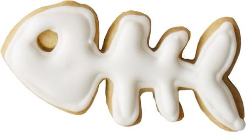 Fishbone Cookie Cutter