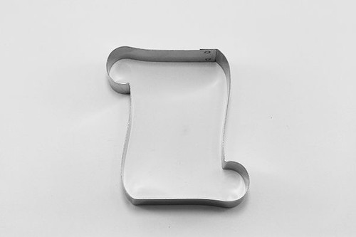 Diploma Scroll Small Cookie Cutter