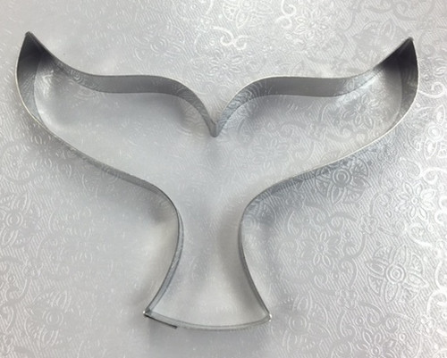 Whale ( Mermaid ) Tail ( exclusive ) cookie cutter