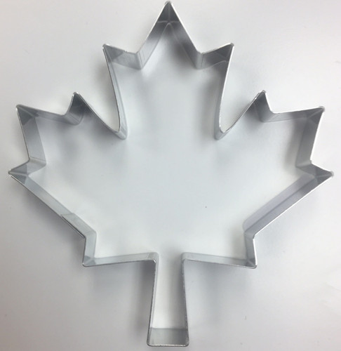 Canadian Maple Leaf Cookie Cutter