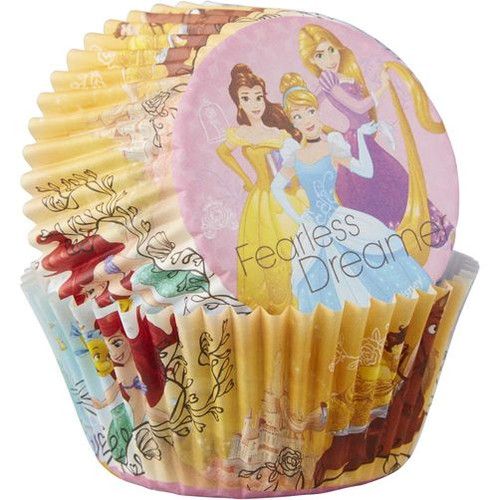 Fearless Dreamers Cupcake Liners