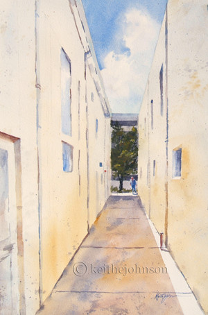 White Alley SOLD