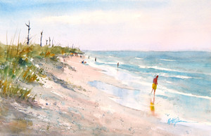 Stump Pass Beach