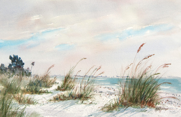 Beach Grass, Sanibel Island SOLD