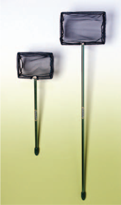10''x7'' Pond Fish Net - 36'' Handle