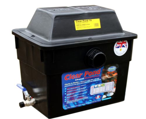 Clearpond 18 Pond Filter System