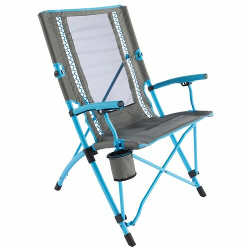 Coleman Interlock Bungee Sling Chair - Blue