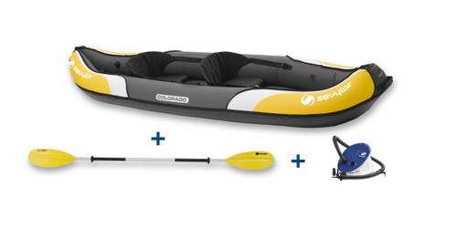 Sevylor Colorado Kayak Kit