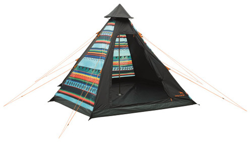 Easy Camp Tipi Tribal Colour