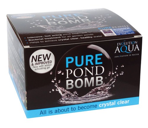 Evolution Aqua Pure Pond Bomb