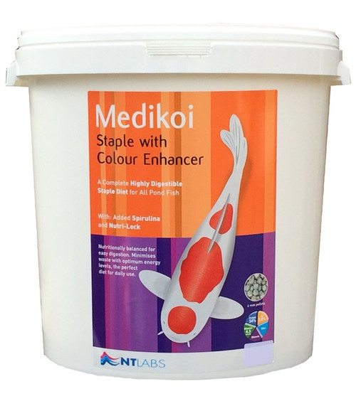 NT Labs Medikoi Staple + Colour Enhancer 5kg