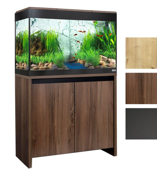 Fluval Roma 125 LED Aquarium & Cabinet Kit