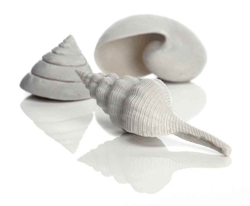 biOrb Sea Shell Set 3 White