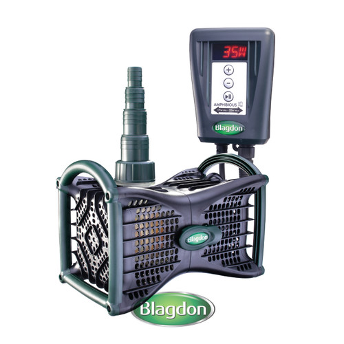 Blagdon Amphibious IQ Pump 3000 to 6000 Medium Pond