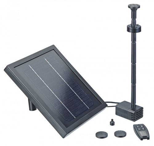 Pontec Pondo Solar 250 Control Fountain Pump Set