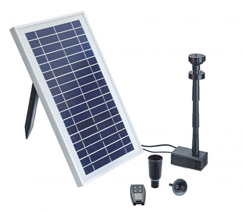 Pontec Pondo Solar 600 Control Fountain Pump Set