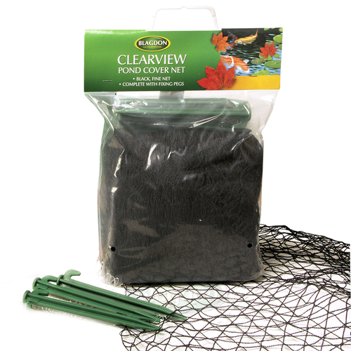 Blagdon Clearview 6m x 4m Pond Cover Net Kit