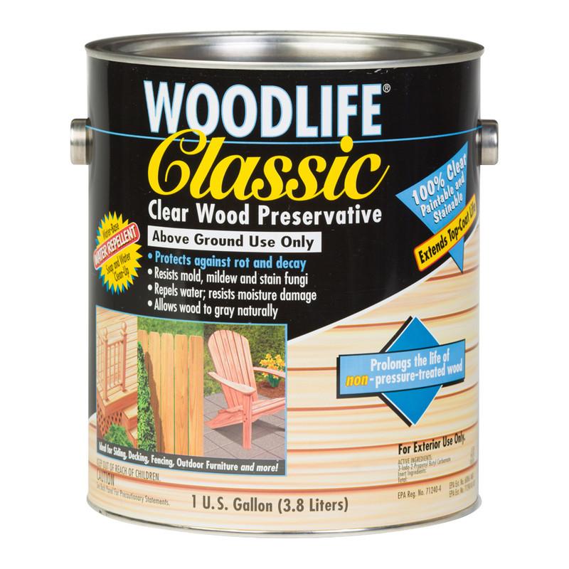 Wolman Woodlife Classic