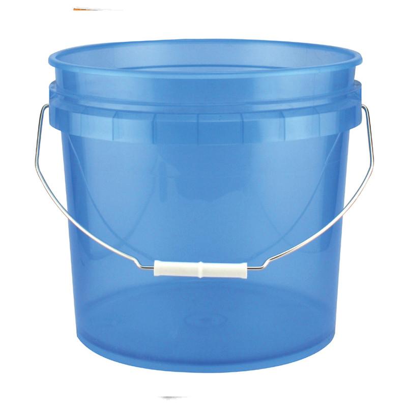 Leaktite Translucent Blue Bucket
