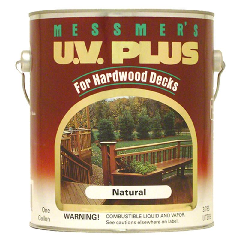 Messmer's UV Plus for Hardwoods