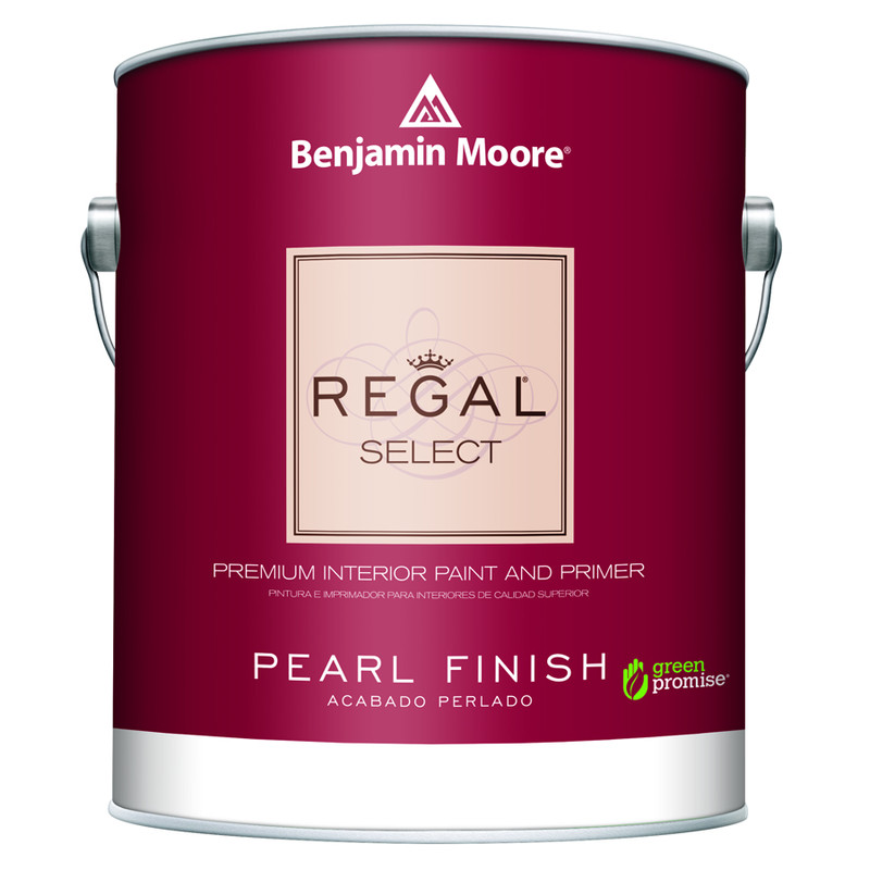 Benjamin Moore Regal Select Pearl