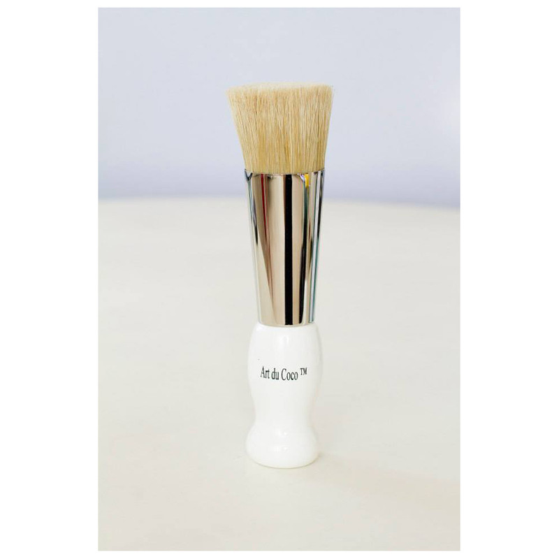 "Art du Coco 2"" Wax Brush"