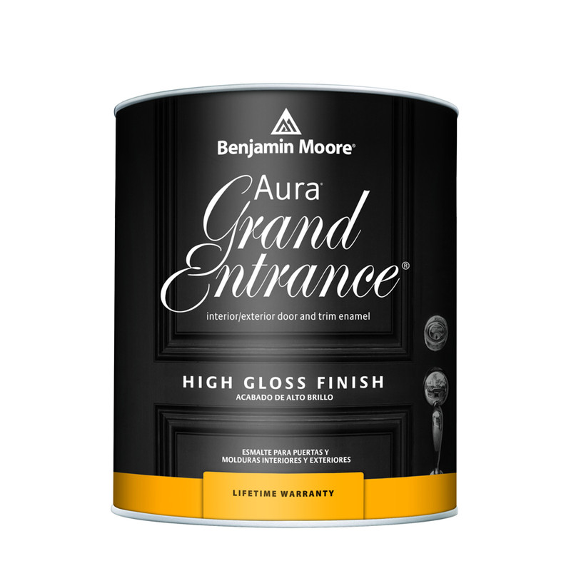 Benjamin moore molten metallics quart southern paint for Southern paint supply