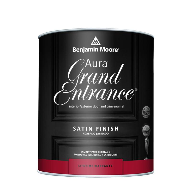 Benjamin Moore Aura Grand Entrance - QUART - Southern Paint &amp ...