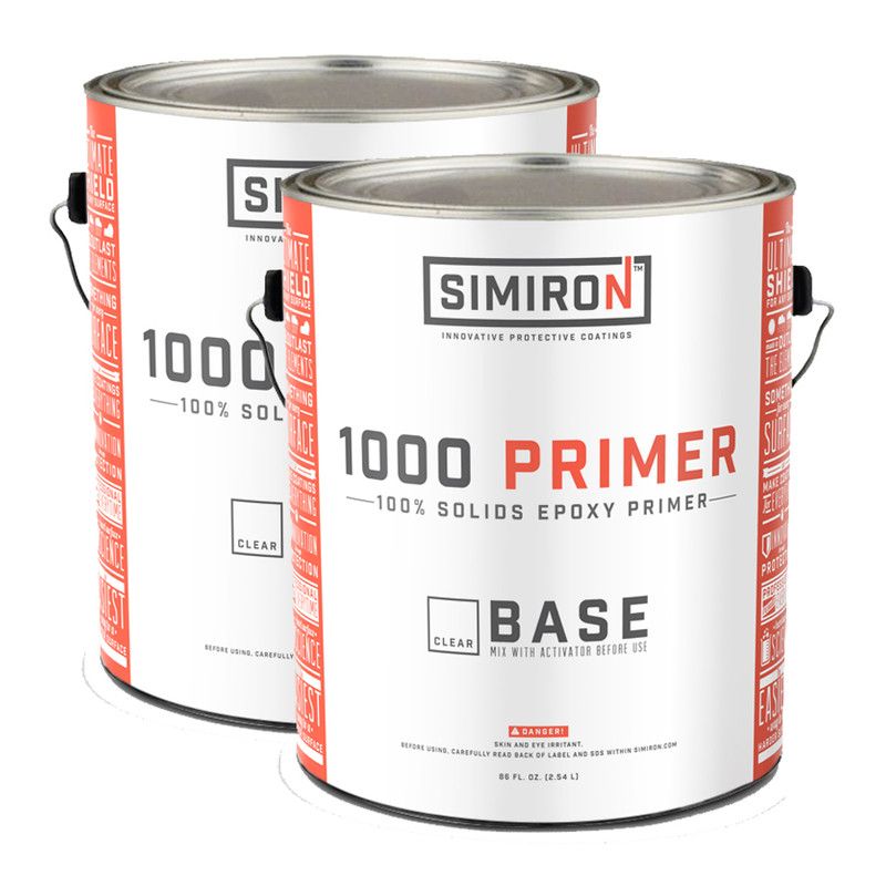 Simiron 1100HS Epoxy Primer