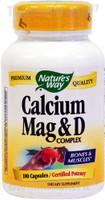 Nature's Way Calcium Mag D