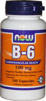 NOW Foods Vitamin B-6 100mg