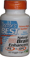 Doctor's Best Natural Brain Enhancers