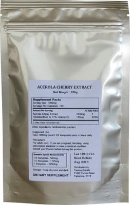 Acerola Cherry Extract Powder
