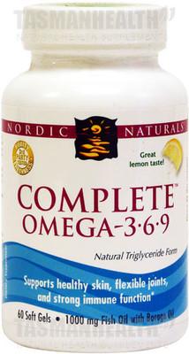 Nordic Naturals Complete Omega 3-6-9