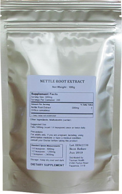 Nettle Root Extract