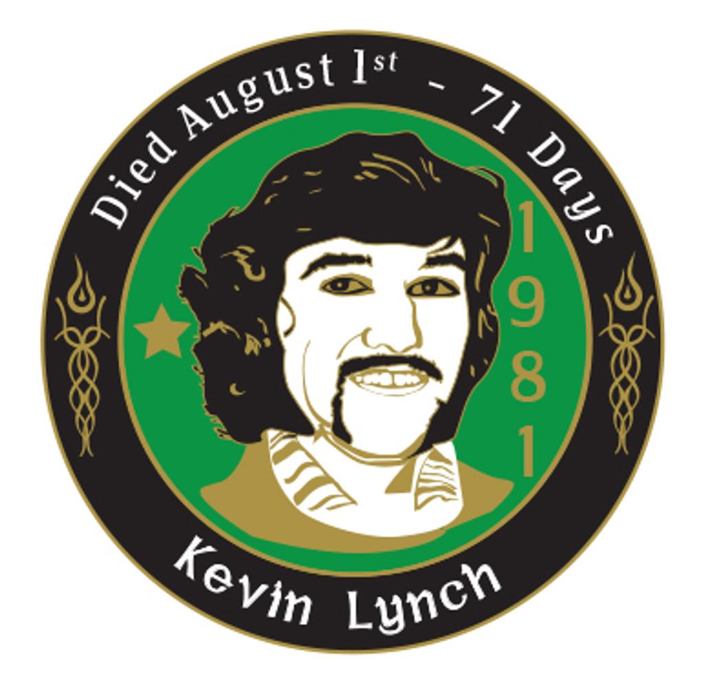 Kevin Lynch Badge