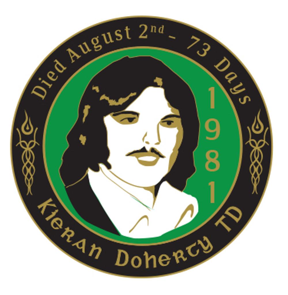Kieran Doherty Badge