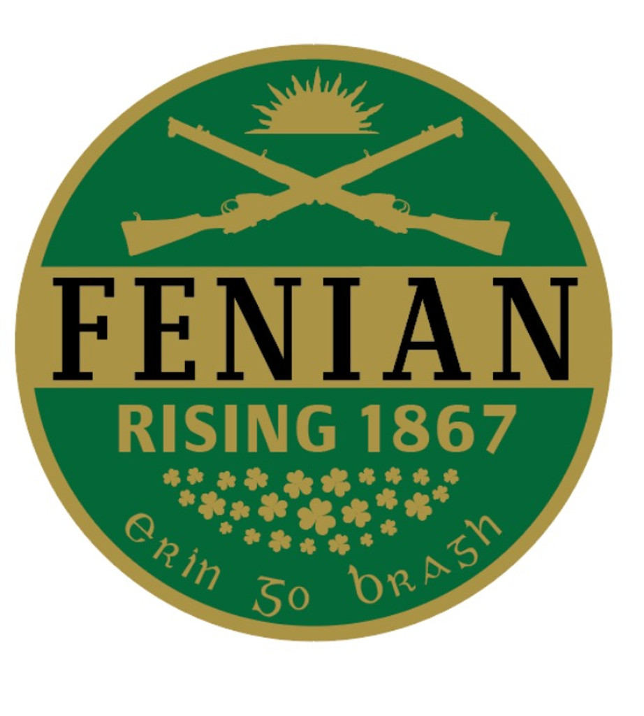 Fenian Badge