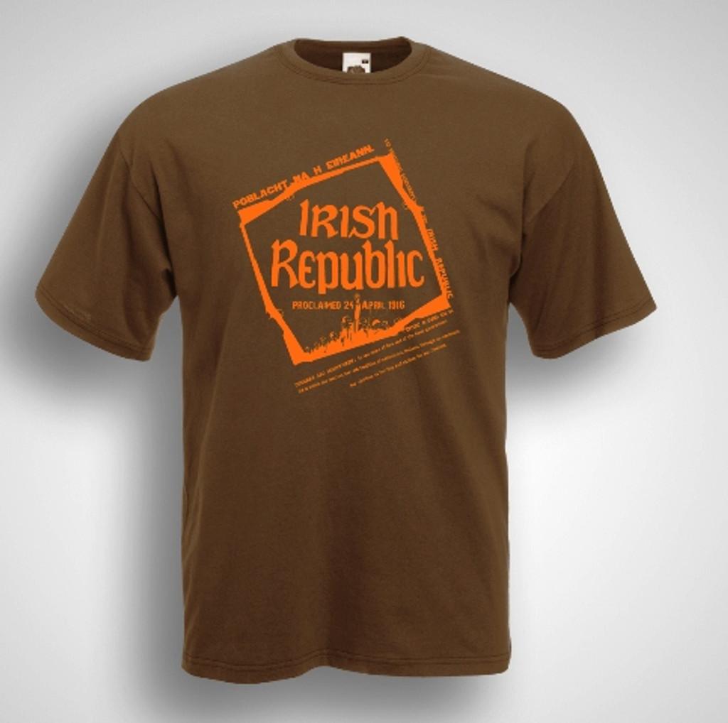 Irish Republic T  Shirt