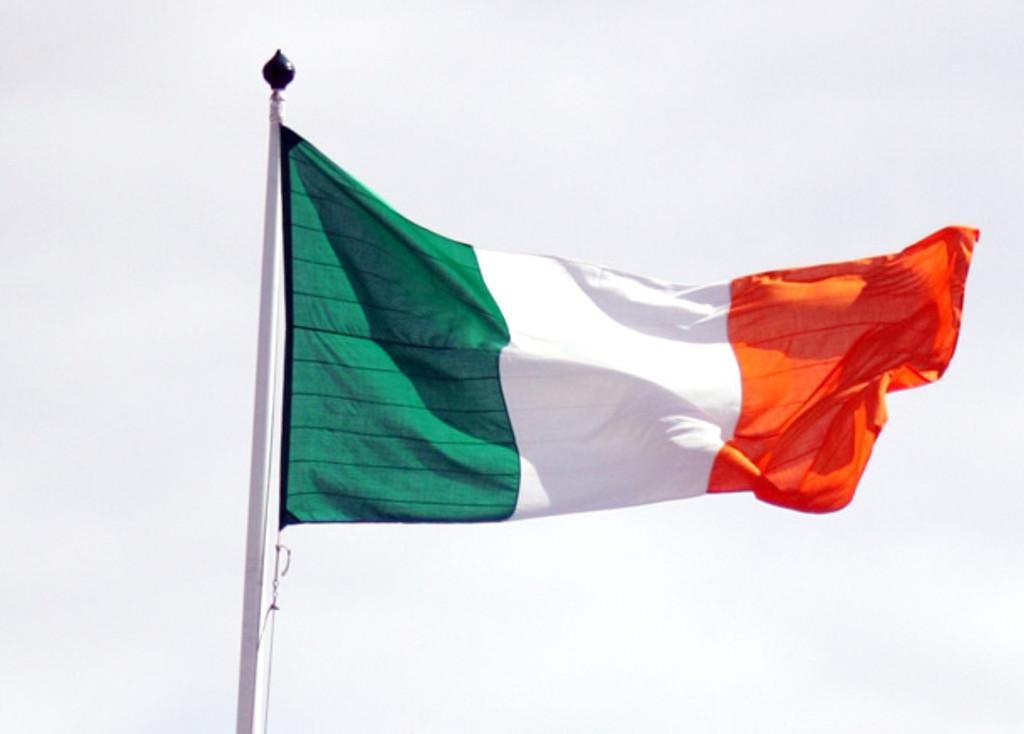 Irish Flag (Handmade)