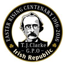 Thomas J. Clarke 1916 Centenary Badge