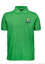 Revolution 1916 Green Polo Top