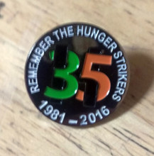 35th Anniversary Badge