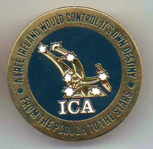 Irish Citizen Army (Plough & Stars) Badge